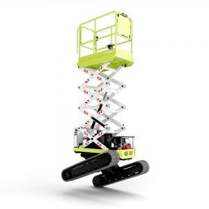 Bibi 630-BL aerial platform lift Almac Pacific