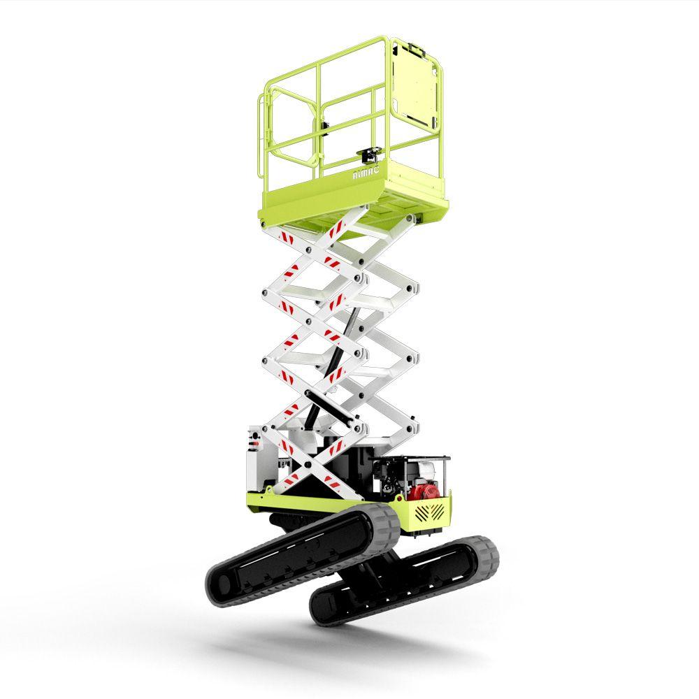 Bibi 630-BL scissor lift Almac Pacific
